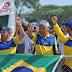 Funcionários dos Correios fazem manifestação no centro de Salvador