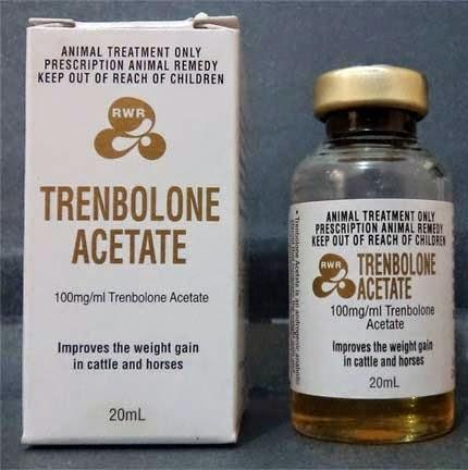 trenbolone acetate o que e