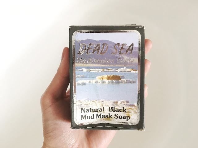 Natural Black Mud Mask Soap