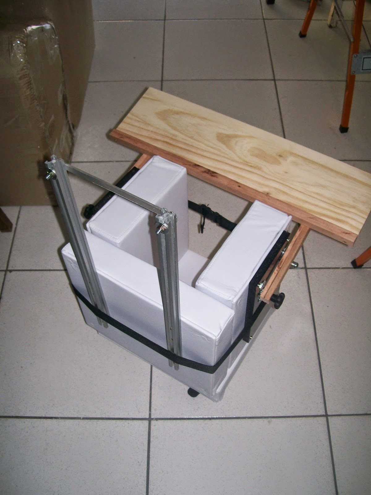 cadeira megaesofago com rodas