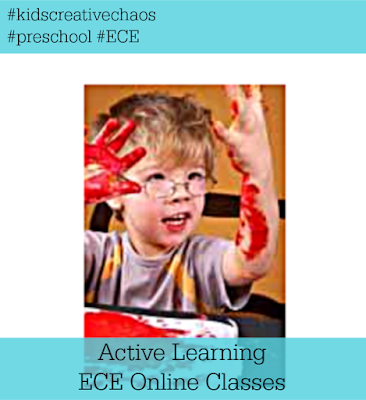 Active Learning in Early Childhood Education Classes