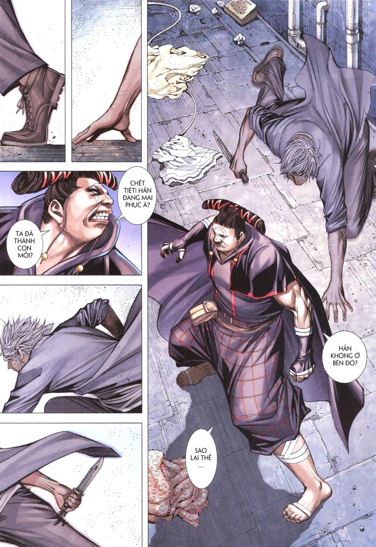 Đại Quân Phiệt chap 9 trang 31