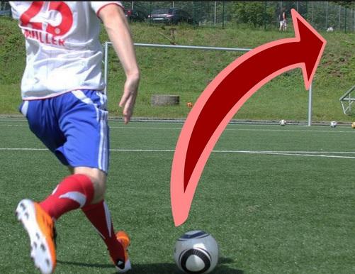 Teknik dan Cara Menendang Bola dalam Permainan Sepakbola