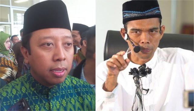 BPN Prabowo: Abdul Somad Bukan Ulama yang Bisa Diatur-atur Romy