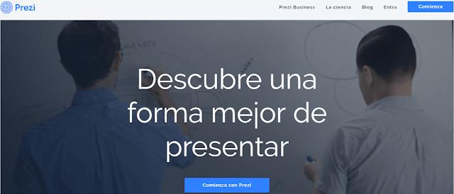 Prezi-presentaciones-en-línea