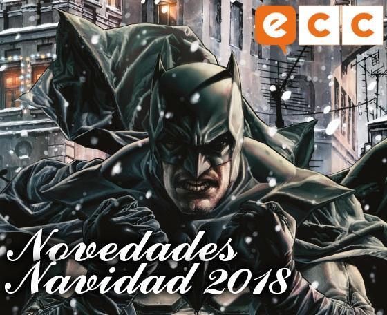 ECC Ediciones: Lanzamientos Para la Navidad de 2018