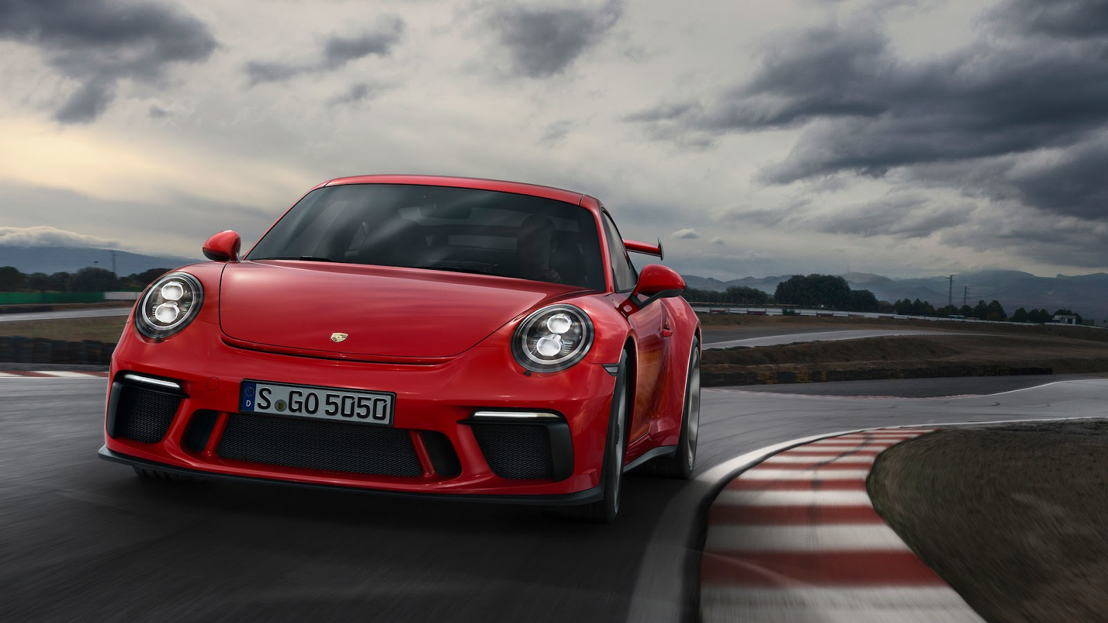 porsche gt boss says he doesn 39 t care about nurburgring lap times. Black Bedroom Furniture Sets. Home Design Ideas