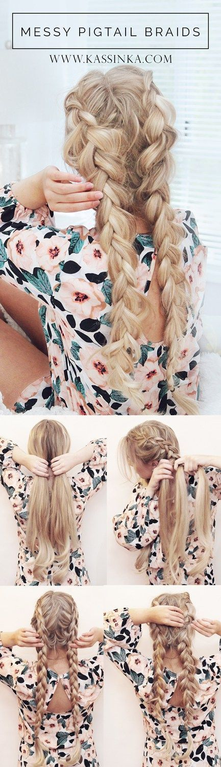 7 Ways To Style Your Hair For Every Summer Occasion