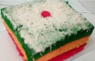 Resep Rasta Sponge Cake- Bumbu Emak