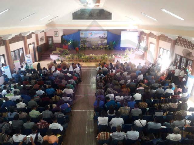 Dinas PMD MTB Gelar Bursa Inovasi Desa