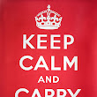 Free keep calm and carry on fonts