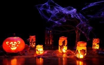 Wallpaper: Halloween Decoration