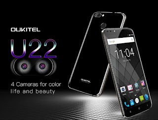 Oukitel U22 specifications, features, review and price in Nigeria