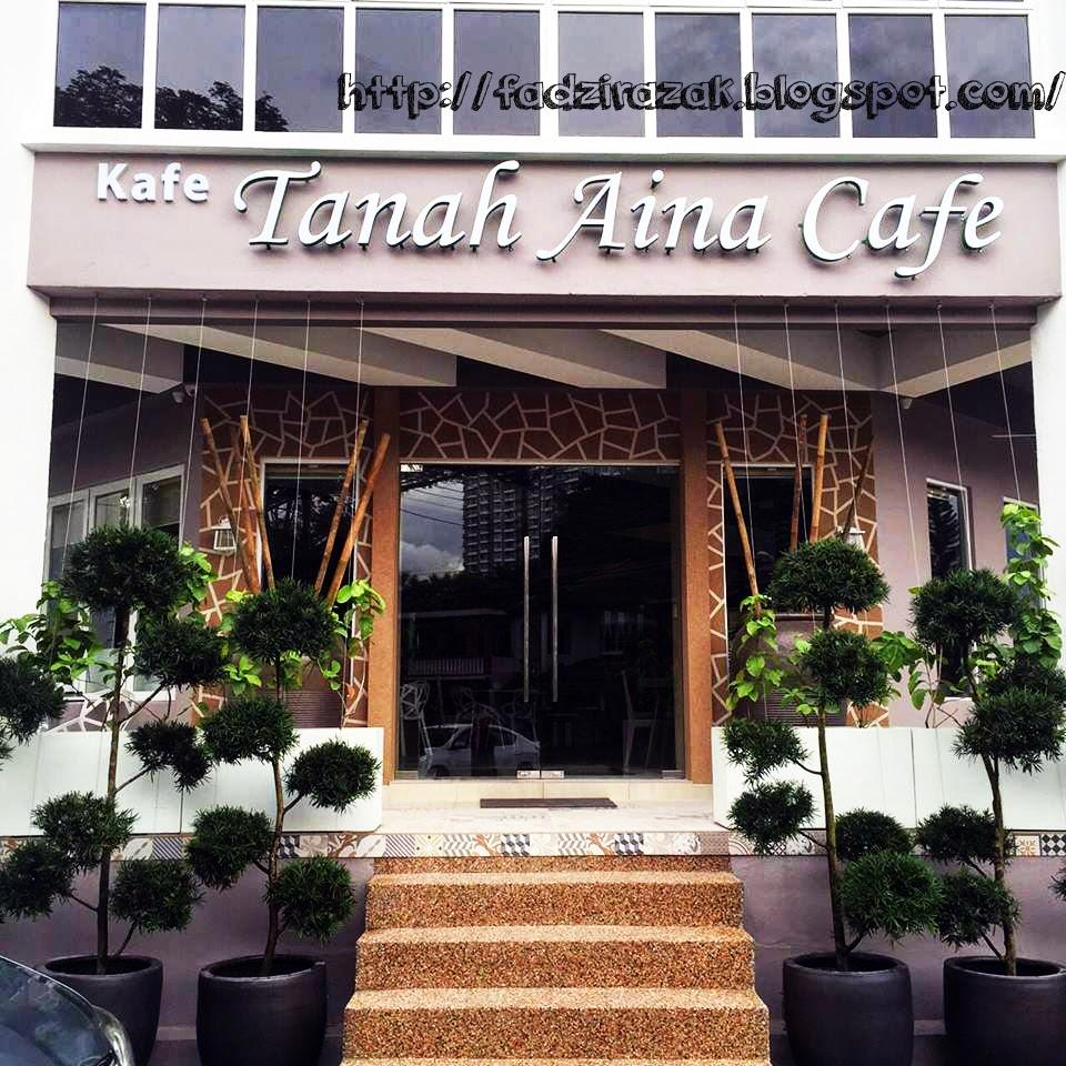 Tanah Aina Cafe
