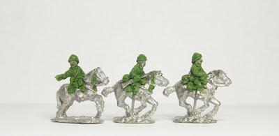 Turkish Regular Cavalry