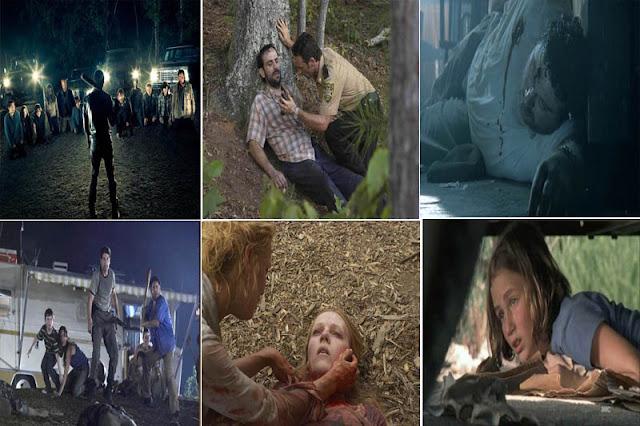 """The Walking Dead """"Monstr"""""""