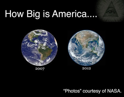 Read My Mind Do These Nasa Pictures Of The Earth Look