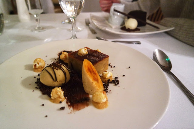 Ox Pasture Hall Hotel Review Scarborough Courtyard Restaurant