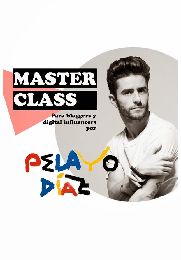 Master Class Pelayo Díaz