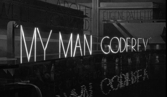 My Man Godfrey movieloversreviews.filminspector.com 1936 Main Title