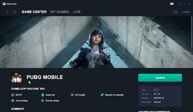 Tencent Gaming Buddy'de PUBG Mobile nasıl güncellenir?