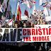 Cristianos piden que Trump los proteja del genocidio islámico.