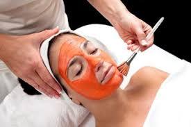 Cara membuat masker jeruk nipis + Air tomat