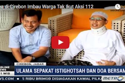 Memalukan! Lagi Metro Tv Bikin Ulah, Plintir Ucapan Ulama Cirebon, Buya Yahya Langsung Buat Klarifikasi