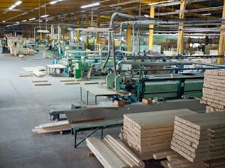 Российские деревообрабатывающие предприятия растут как грибы