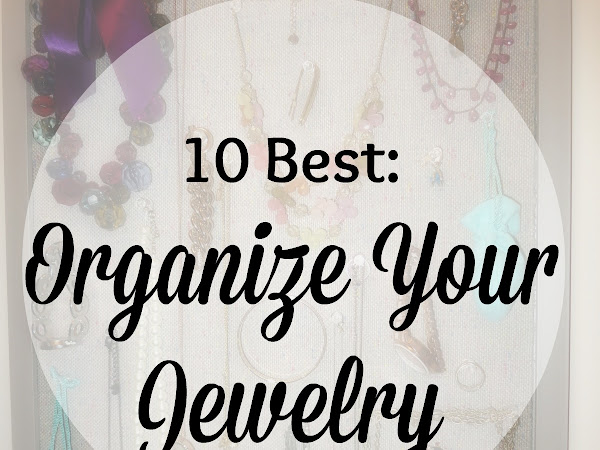 10 Best // Jewelry Organization Options