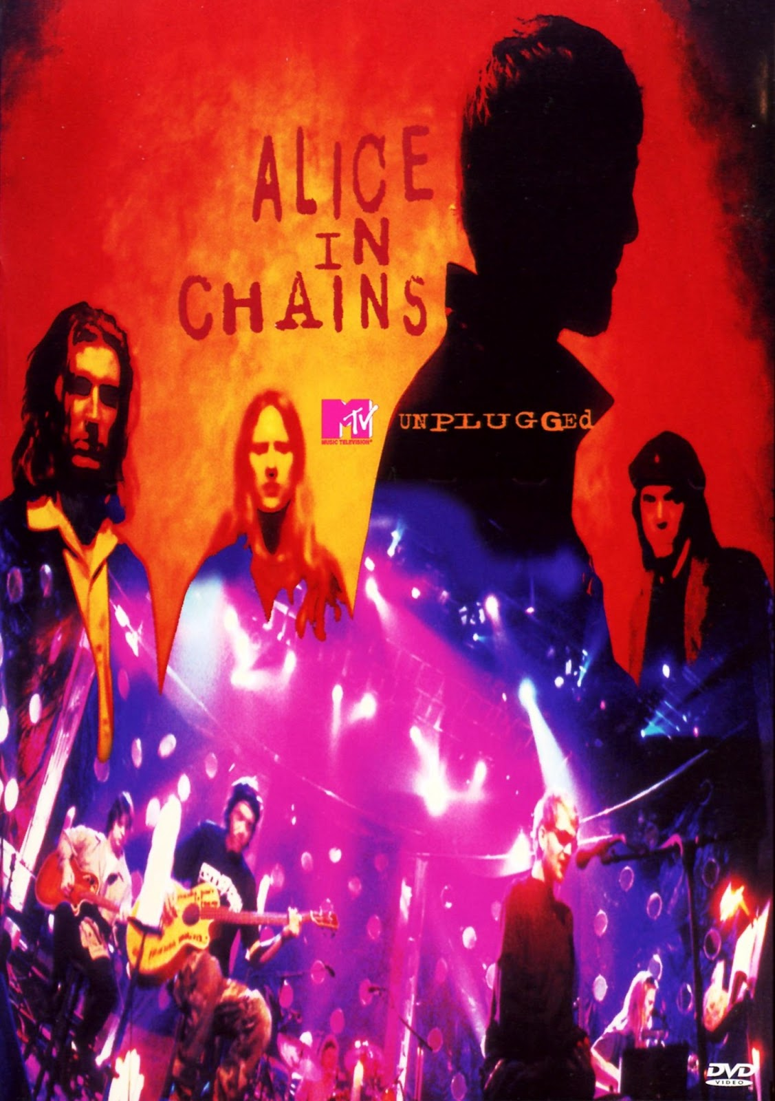 All you need is love...: [DVD] Alice in Chains - MTV Unplugged