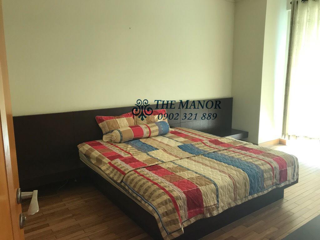 Bán căn hộ The Manor lô A tầng 18 với 2 phòng ngủ - phòng ngủ chính