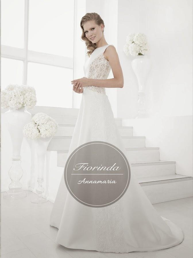 abiti da sposa 2015 Pignatelli collezione Fiorinda e tendenze matrimonio