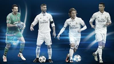 UEFA Best Players 2016-2017