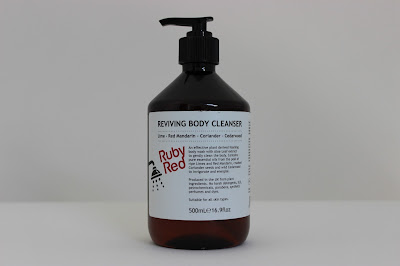 Ruby Red Body Cleanser review
