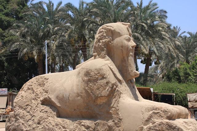 Visitar MEMPHIS, um tesouro escondido nas areias do deserto egípcio   Egipto