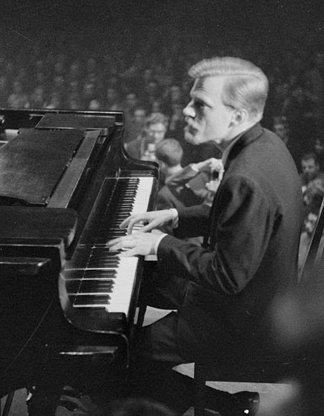 Gerry Mulligan in the Netherlands, 5 November 1960