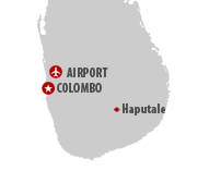 New Airport to be built in Haputale to promote domestic airport network