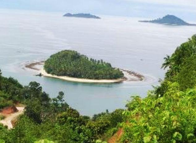 catatan Belanda tentang Pulau Cingkuak