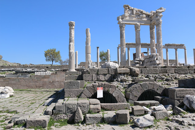 Pergamon was cited in the book of Revelation as one of the seven churches of Asia