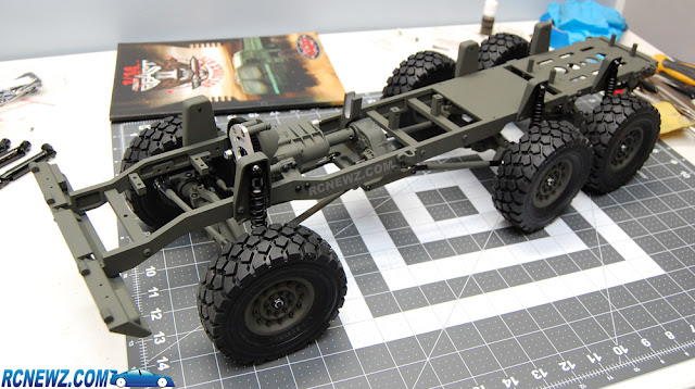 RC4WD Beast 2 roller