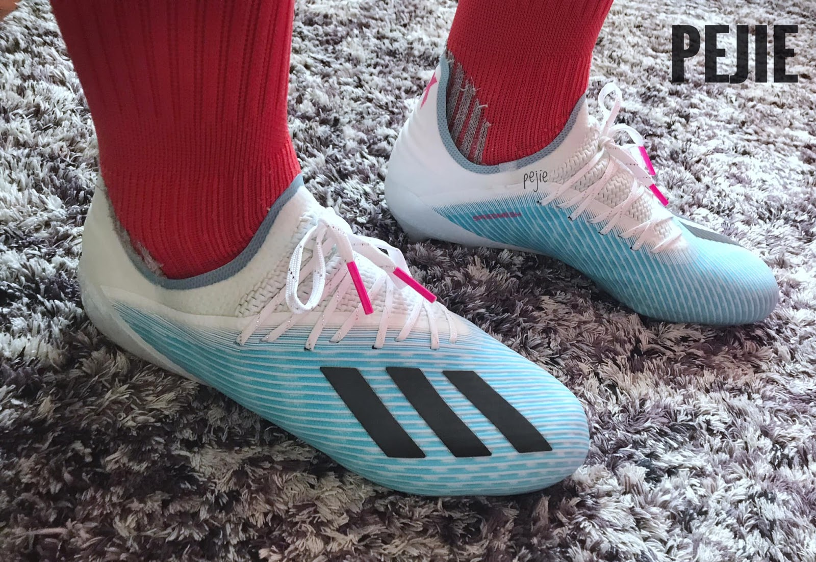 ce05b0d6b1fa As for features, the next-gen Adidas X 19+ and 19.1 boots are practically  the same as their X 18 predecessors. The boots still feature the same  Speedmesh ...