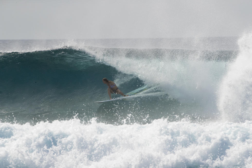 4 Bethany Hamilton Four Seasons Maldives Surfing Champions Trophy foto WSL Sean Scott