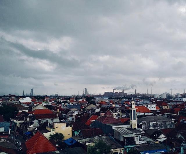 Gresik24jam - Badai Tropis Cempaka