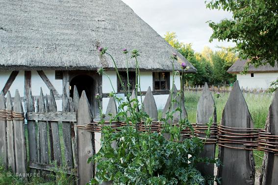 Die Raumfee: Bauerngärten.