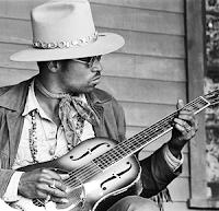Blues Musician Taj Mahal