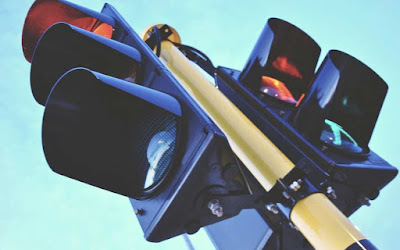 Casos reales, accidente por detrás en un semáforo
