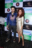 Pia Bajpai and Darshan Kummar Launching the Music of movie Mirza Juuliet 021.JPG