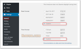 Cara menghilangkan tanggal posting artikel Wordpress di penelusuran Google