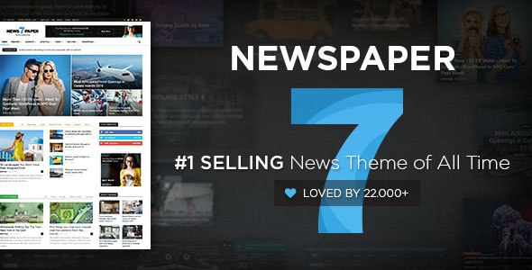 Free download newspaper v711 wordpress news theme topfact the newspaper template is excellent for a news newspaper magazine publishing or review site it also supports videos from youtube and features a rating saigontimesfo